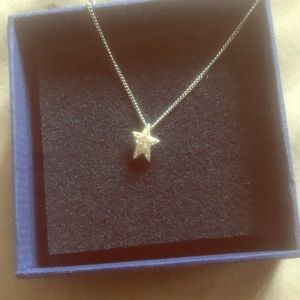 Swarovski Star necklace